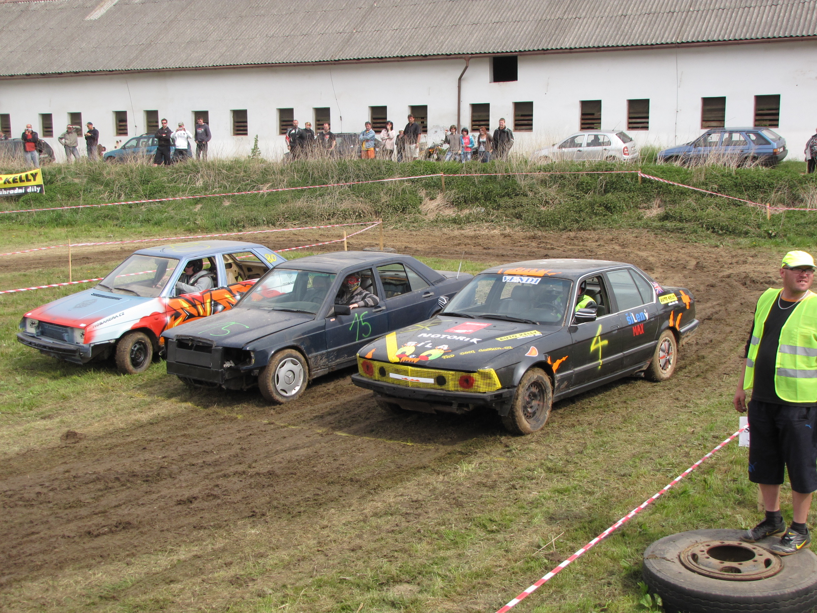 Demolition derby 013